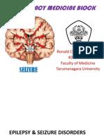 Seizure and Epilepsy