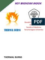 Thermal Burn