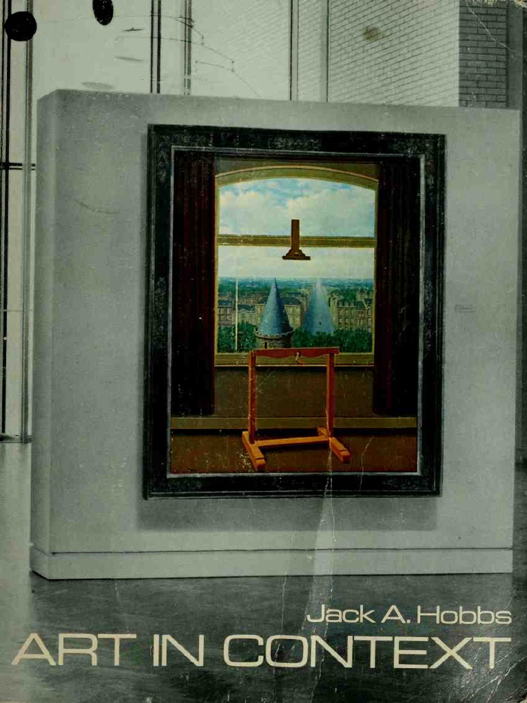 Art in context.pdf   Color   Paintings