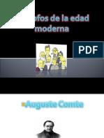 Auguste Comte xp