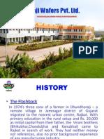 Balaji Wafers Pvt. Ltd. Success Story..