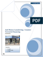 Anti Money Laundering ( KASB BANK Report )