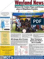 The Wayland News June 2014