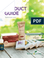 Young Living - 2013 Product Guide