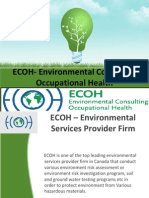 Manage your Environment with Our Environmental Services