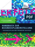 futureSAX_Handbuch_Businessplan