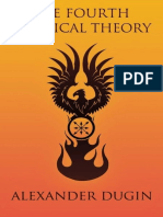 The Fourth Political Theory by Alexander Dugin