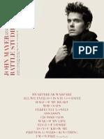 Digital Booklet - Battle Studies (Deluxe Version)