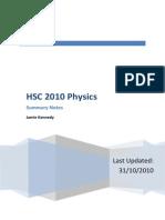 1958Physics Summary Notes (1)