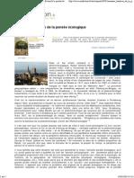 Lausanne, Banlieue de La Pensée Écologique - Nonfiction