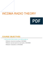 WCDMA RADIO THEORY