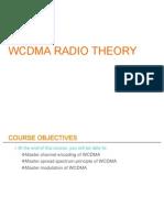 WCDMA RADIO THEORY