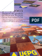 Pub 6 en Uepg Annual Report 2002 2003