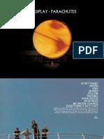 Digital Booklet - Parachutes