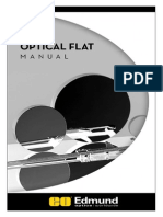 Eo Optical Flat Manual