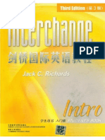Interchange Third Edition Intro Student Book