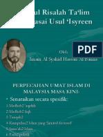 Daurah Guru_Usul 20