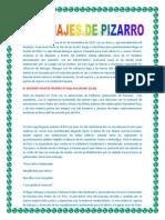 El Primer Viaje de Pizarro