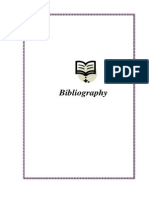 Bibliography Language