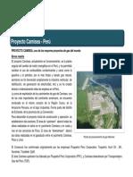 Oil Gas Proyecto Camisea Peru