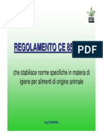 Presentazione Reg CEE 853-2004