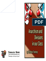 Anarchism and Divisions in Our Class Chekov Feeney