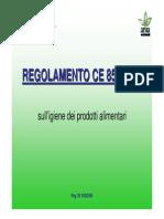 Presentazione Reg CEE 852-2004