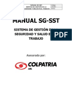 MANUAL SG Colpatria