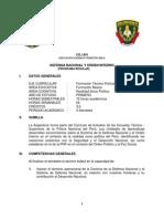 Doctrina de La Defensa Nacionaldefensa Nacional