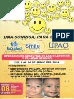 operaciones de labio leporino desde 8 junio 2014