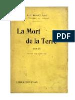 J.H. Rosny Ainé - A Morte Da Terra