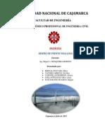 Informe de Puente Losa