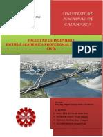 Segundo Informe Del Puente Losa