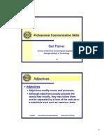 Professional Communication Skills