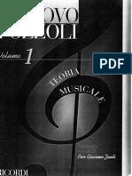 Nuovo Pozzoli Teoria musicale 1