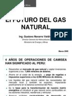 El Futuro Del Gas Natural