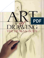 Art of Drawign Human Body