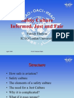 07 Safety Culture Informed Just and Fair