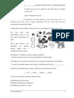 A Importância Da Água - Ciências da Natureza 5º ano.