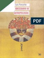 Abecedario de antropologías
