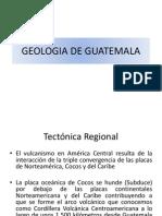 Geologia de Guatemala