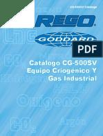 Cg500sv_webversion Productos Rego