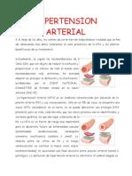 Hipertensiòn Arterial