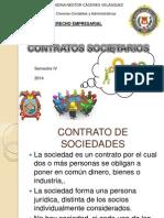 contratos societarios