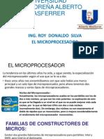 Micriprocesadore Clase Clasificacion