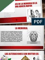 1Alteraciones de La Memoria en La Persona Adulta