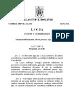 Lege 319/2006 - Protectia Muncii