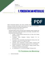 126339621 f Pendekatan Dan Metodologi