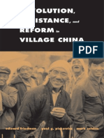 Revolution, Resistance and Reforms in Rural China