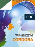 9. Perfil Competitividad Córdoba (2011) (Estadísticas Importantes)